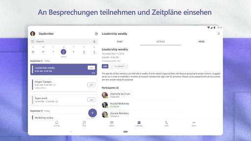 Microsoft Teams screenshot 21