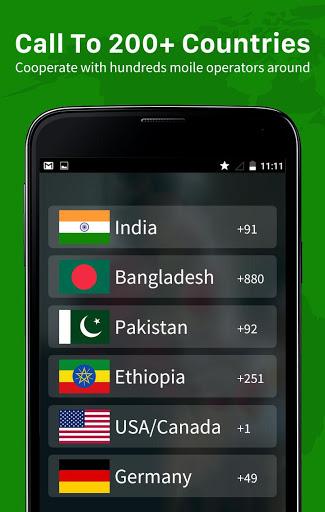 Call Free - Call to phone Numbers worldwide screenshot 4