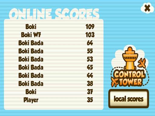 Control Tower - Airplane game screenshot 10