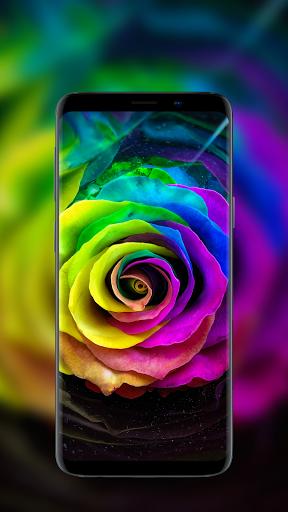 🌺 Flower Wallpapers - Colorful Flowers in HD & 4K 12 تصوير الشاشة