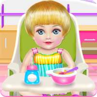 Cute Little Baby Care on 9Apps