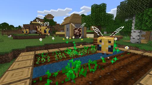 Uji Coba Minecraft screenshot 1