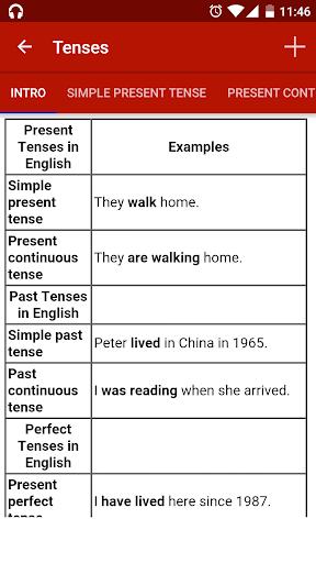 English Grammar Master screenshot 3
