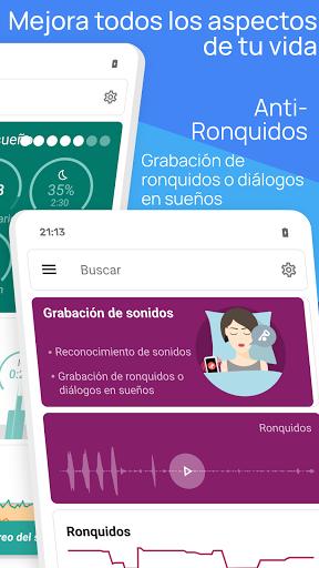 Sleep as Android: Monitoreo de ciclos de sueño screenshot 2