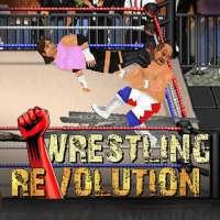 Wrestling Revolution on 9Apps