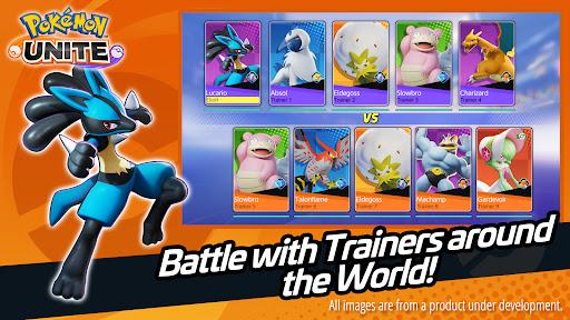 Pokémon UNITE screenshot 2
