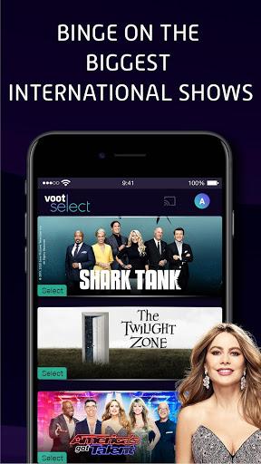 Voot Select Originals, Bigg Boss, MTV, Colors TV screenshot 7