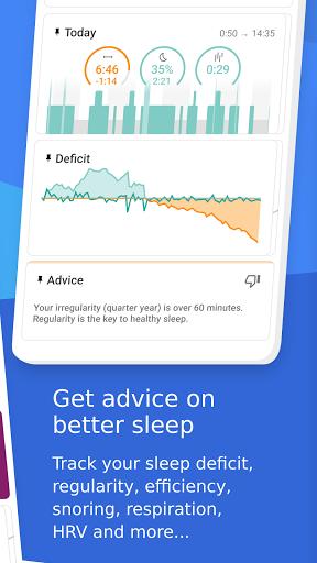 Sleep as Android: अपनी नींद को ट्रैक स्क्रीनशॉट 3