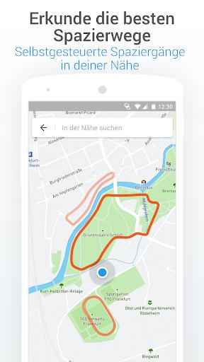 Schrittzähler-Pedometer & Kalorienzähler Kostenlos screenshot 3