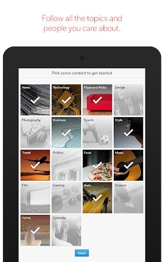 Flipboard - Latest News, Top Stories & Lifestyle screenshot 10