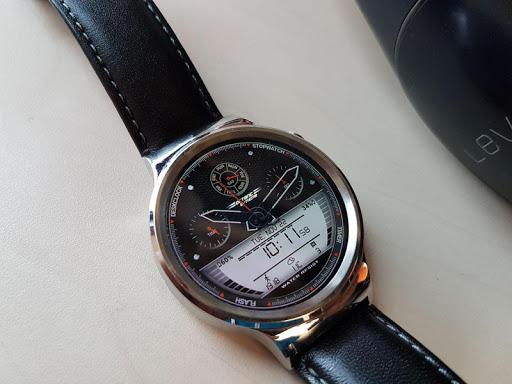 Octane Watch Face & Clock Widget скриншот 14