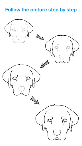 How To Draw Animal स्क्रीनशॉट 3