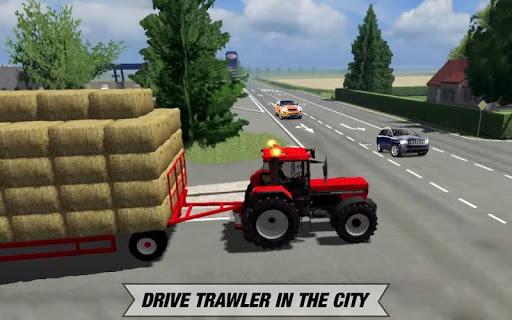 водить машину трактор транспорте скриншот 6