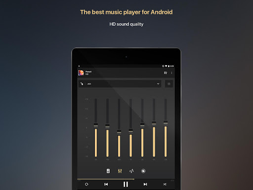 Equalizer music player booster screenshot 16