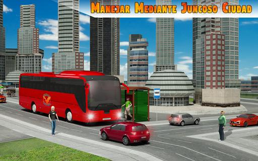 Ciudad Autobús Simulador 3D - Adictivo juego screenshot 2
