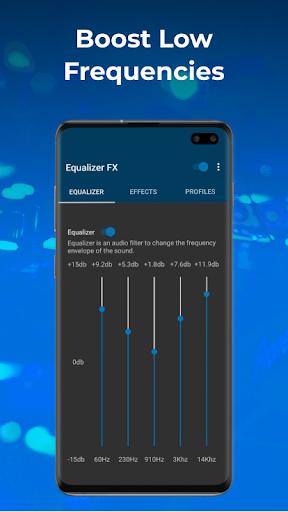Equalizer FX screenshot 3