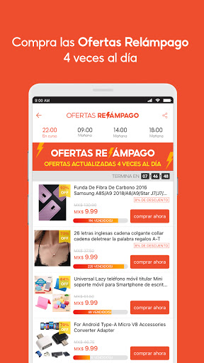 Shopee: Costo Cero de Envío screenshot 4