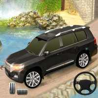 Real Offroad Prado Driving Games: Mountain Climb on 9Apps