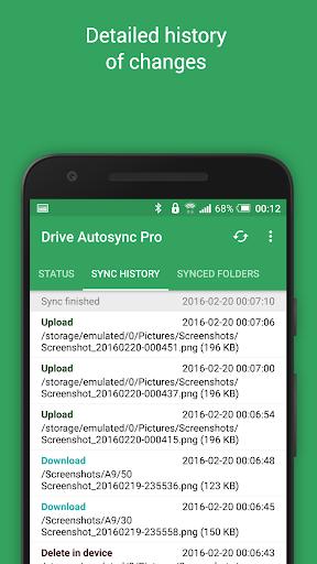 Autosync for Google Drive screenshot 7