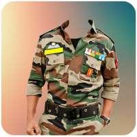 Commando Photo Suit on 9Apps