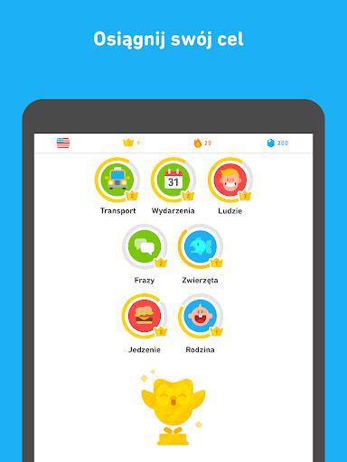 Angielski za darmo z Duolingo screenshot 10