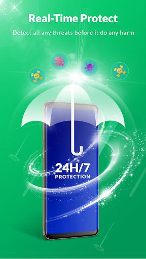 مضاد للفيروسات -منظف الفيروسات مسرع  قفل التطبيقات 2 تصوير الشاشة
