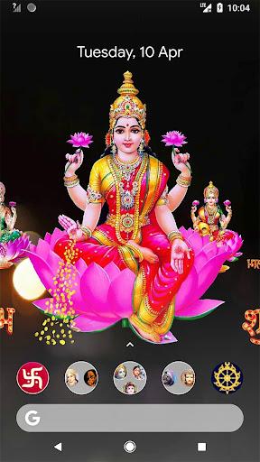4D Lakshmi Live Wallpaper screenshot 7