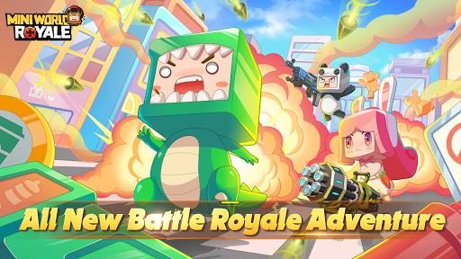 Mini World Royale screenshot 6