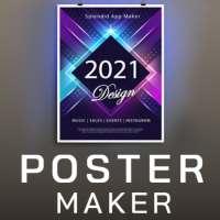 Poster Maker 2021 Video, ads, flyer, banner design on APKTom