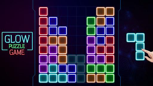 Glow Block Puzzle screenshot 14