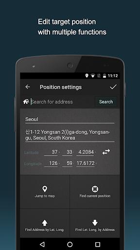 Compass Level & GPS स्क्रीनशॉट 6