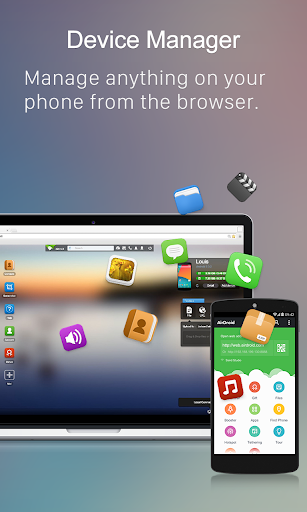 AirDroid: File & Remote Control & Screen Mirroring screenshot 2