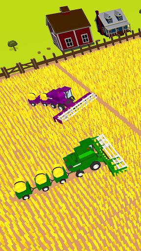 Harvest.io – 3D Farming Arcade screenshot 1