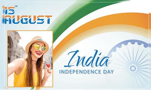 15 Aug Photo Frame - Independence Day Photo Frame screenshot 1