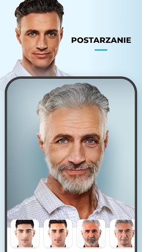 FaceApp – Edytor twarzy i aplikacja upiększająca screenshot 2