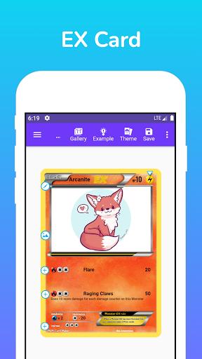 Card Maker for PKM screenshot 4