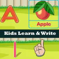 ABCD & Numbers Practice Kids on 9Apps