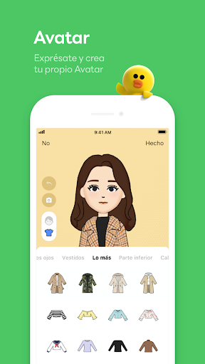 LINE: Llama y mensajea gratis screenshot 7
