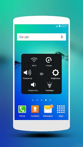 Assistive Touch pour Android screenshot 10