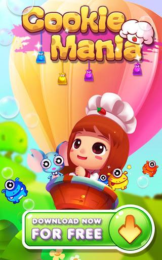 Cookie Mania - Match-3 Sweet Game screenshot 7
