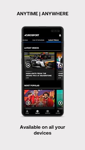 Eurosport: Sports News, Results & Scores screenshot 4
