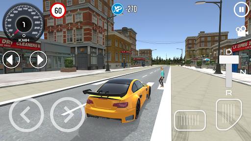 Driving School 3D Simulator screenshot 3