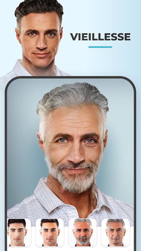 FaceApp - Éditeur de visage, relookage et beauté screenshot 2