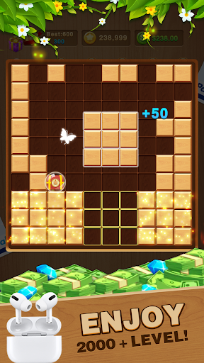 Block Puzzle: Wood Winner screenshot 2
