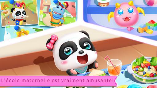 Bus scolaire de Bébé Panda screenshot 5
