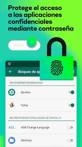 Kaspersky Antivirus Android Gratis - Seguridad screenshot 5