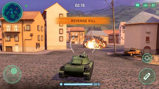 War Machines: Tank Army Game screenshot 3