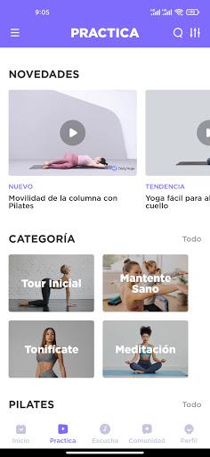 Yoga Diaria - Daily Yoga screenshot 8
