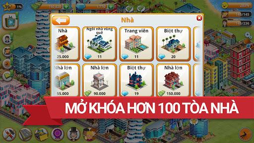 Trò chơi Thành phố Làng Đảo Village Simulation screenshot 3