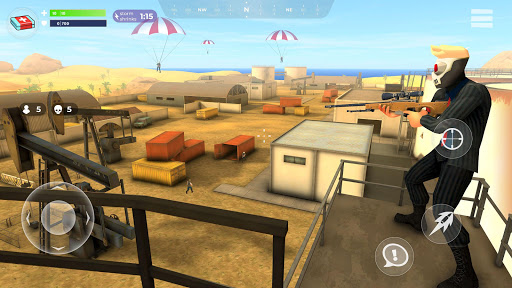 FightNight Battle Royale: FPS screenshot 3